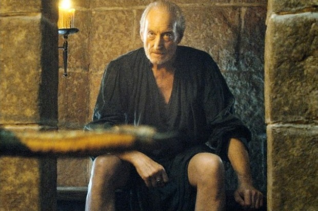 Funny Game Of Thrones Deaths How Charles Dance Discovered Tywin