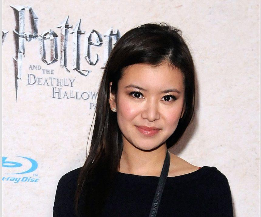 Katie Leung afshan azad