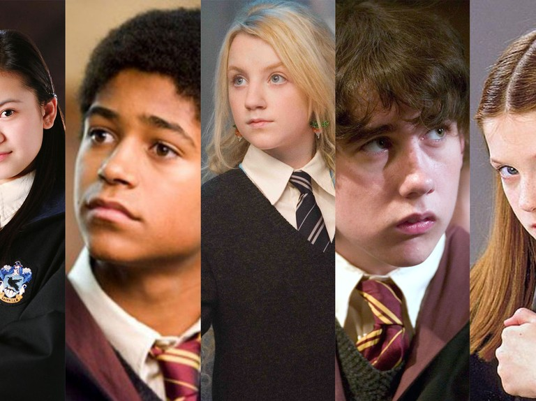 Harry Potter What Are Daniel Radcliffe Emma Watson And Katie Leung Up To Now Radio Times