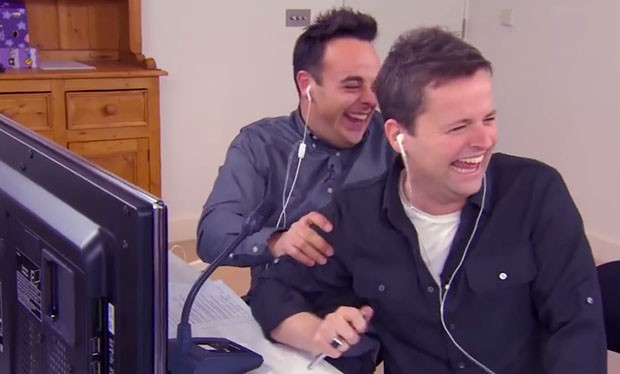 I'm A Celebrity... Get Out Of Me Ear! – Ant and Dec's best pranks - Radio  Times