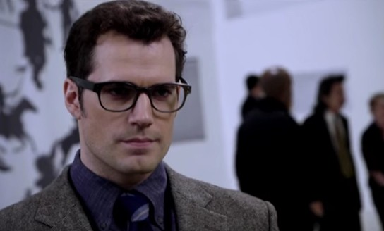 Henry Cavills Superman Has His Cover Blown In Spoof Deleted Scene
