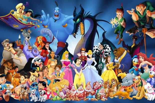 Disney Movie World Map.Where Are Disney Films Set Google Interactive Map Reveals All About