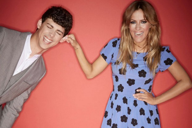 Former Xtra Factor Host Matt Richardson On Caroline Flack S Departure She Saved Olly Murs S Arse On More Than One Occasion Radio Times