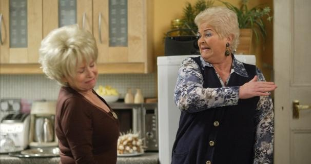 Image result for peggy mitchell pat butcher