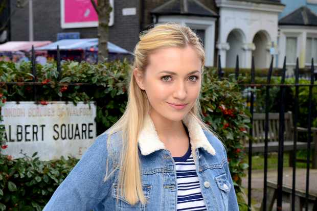 655ff966165b3 EastEnders spoilers  Tilly Keeper on Louise Mitchell s showdown with ...