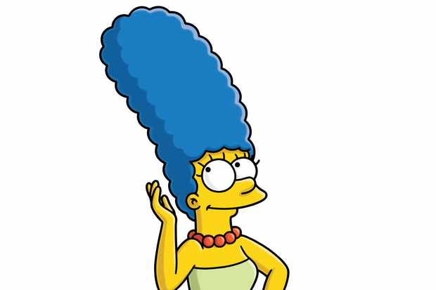 The Simpsons - S26  Gallery - Marge Simpson  TM and © 2013 Fox and its related entities. All rights reserved. Patent Pending.