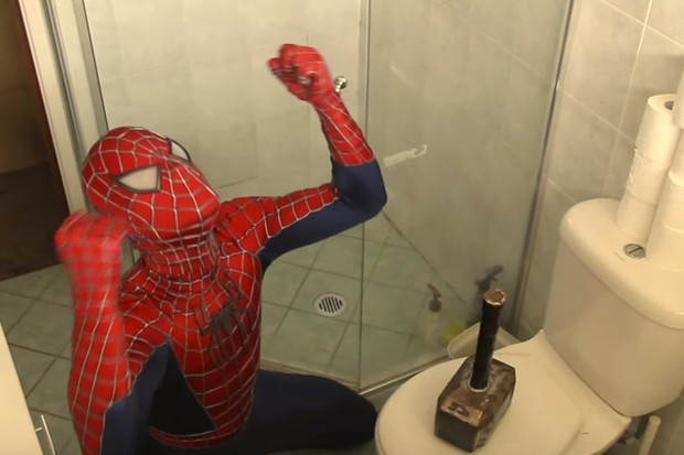 Watch Thor Prank Spider Man In This Brilliant Parody Video Radio