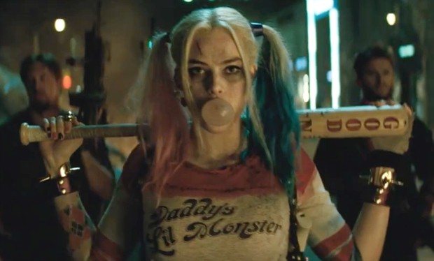 0a928548dd93 Margot Robbie s convinced Warner Bros to give Harley Quinn her own ...