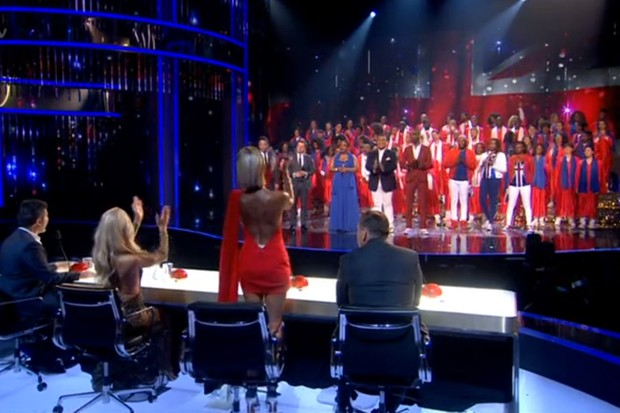 What Happened On The First Britain S Got Talent Semi Final Ant S Beard Near Death With Ben Blaque And Potential Winners With 100 Voices Of Gospel Radio Times