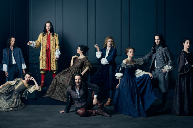 Versailles On Bbc True Story Who Was The Man In The Iron