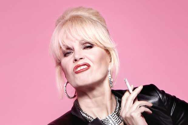 Image result for ab fab joanna lumley