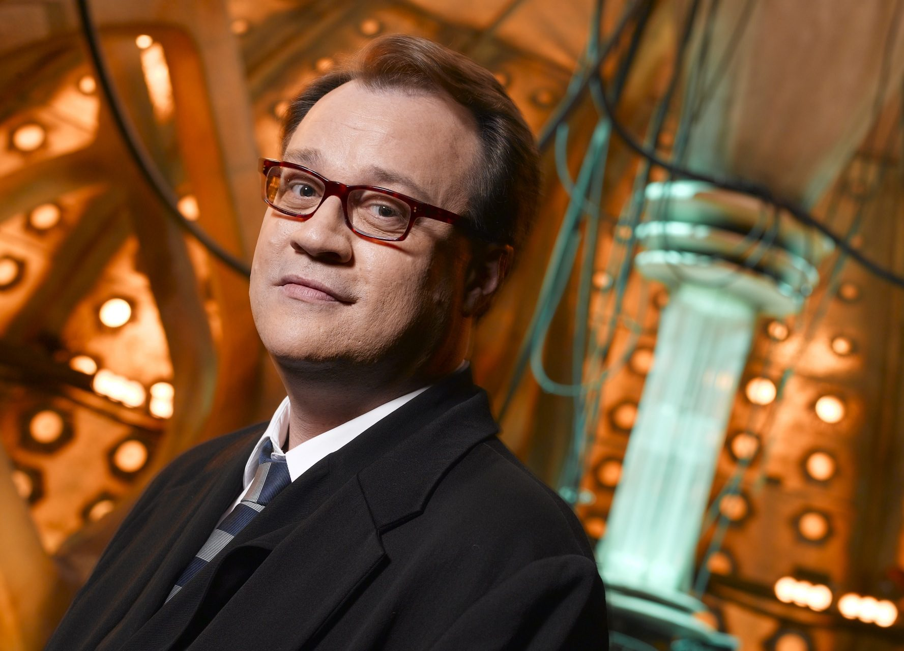 Russell T. Davies andrew smith