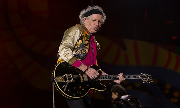 Keith Richards interview: the Stones guitarist on the
