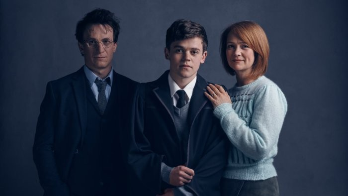Harry Potter star Bonnie Wright meets Cursed Child Ginny