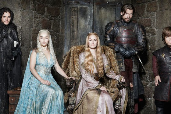 Game Of Thrones Season 7 Cast Are New Book Characters Set To Join Tv Series Radio Times