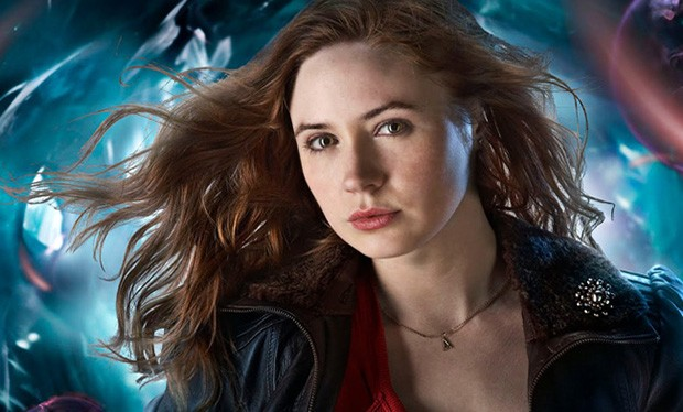 Karen Gillan in Doctor Who (BBC,HF)