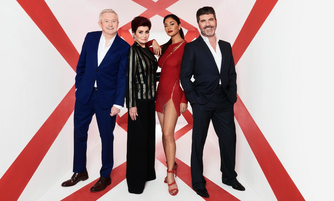 X Factor Judges 2016