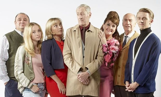 What Time Is Bbc Comedy Goodnight Sweetheart Starring Nicholas