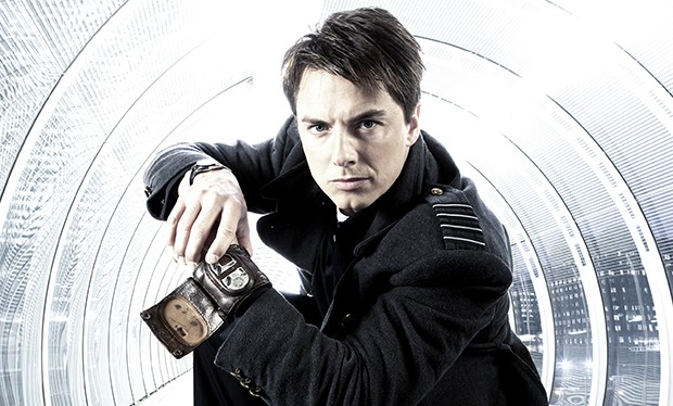 John Barrowman responds to Doctor Who's sneaky Captain Jack Easter Egg