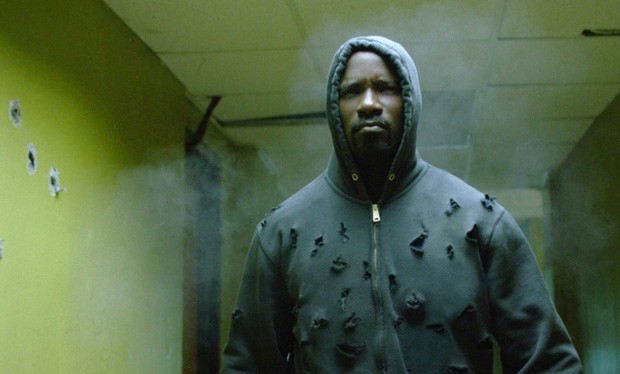 Luke Cage Burning Series