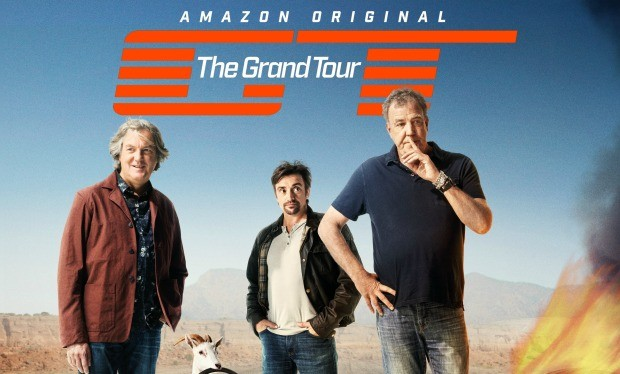 Watch The Trailer For Jeremy Clarksons New Car Show The Grand Tour - Car show on amazon