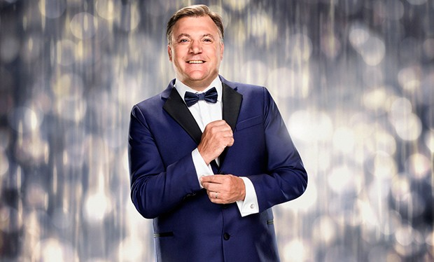 Ed Balls I M Not In Strictly Come Dancing For The Laughs The