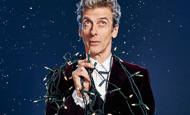 Doctor Who Christmas Special 2016.Doctor Who Christmas Special Clip To Be Aired On Children In