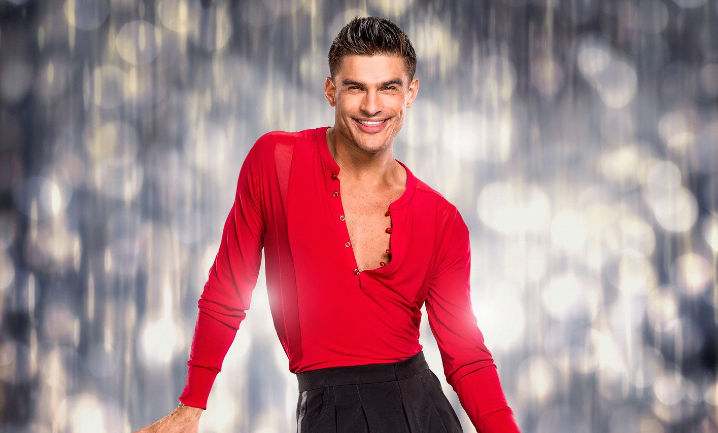 Who is aljaz from strictly come dancing dating sites