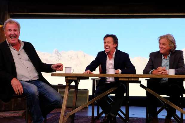 The Grand Tour episode 1 review – Jeremy Clarkson, Richard