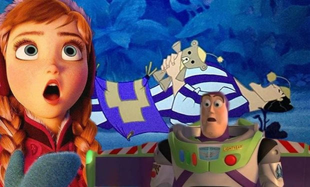 16 adult jokes in children's movies you might have missed when you were a kid