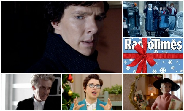 124364 - Watch Sherlock Christmas Special