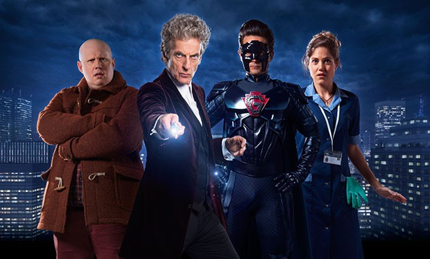 Doctor Who Christmas Special 2016.Doctor Who Christmas Special Cast List Who Is The Ghost