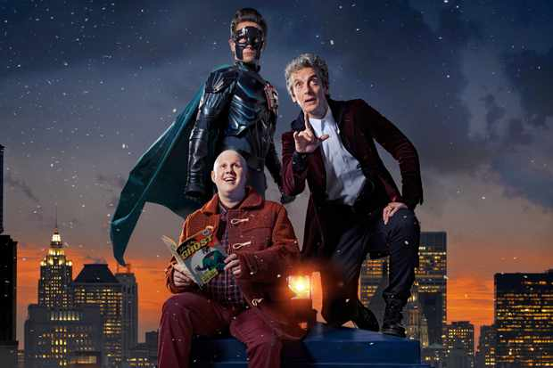 Doctor Who Christmas Special 2016.Doctor Who The Return Of Doctor Mysterio 5 Star Review A