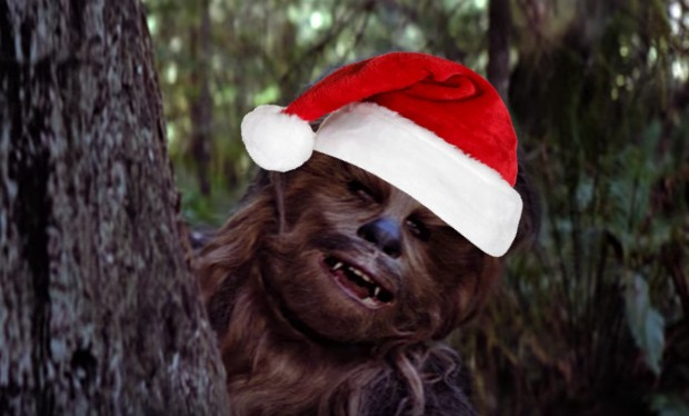 Chewbacca singing Silent Night is the Star Wars Christmas carol you've been looking for