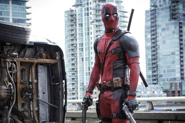 Ryan Reynolds stars in Marvel's Deadpool (2016)