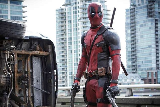 Ryan Reynolds stars in Marvel's Deadpool (2016)