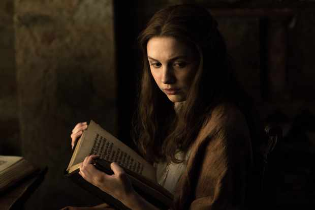 Hannah Murray as Gilly in Game of Thrones
