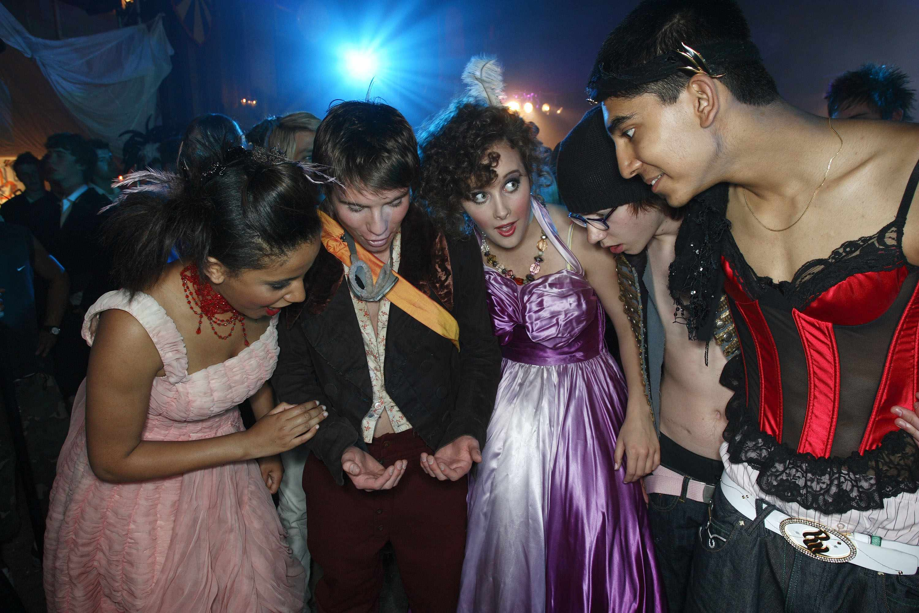 Cast of Skins Generation 1