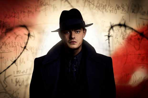 Who plays Douglas Archer in SS-GB? Actor Sam Riley reveals