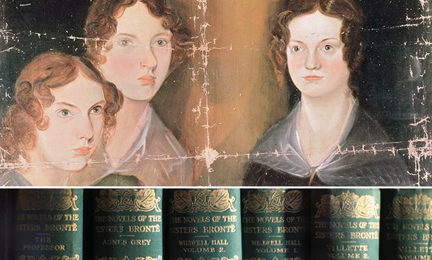 Which bronte sister wrote jane eyre