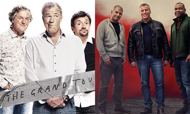 top gear new hosts respond to grand tour comparisons radio times