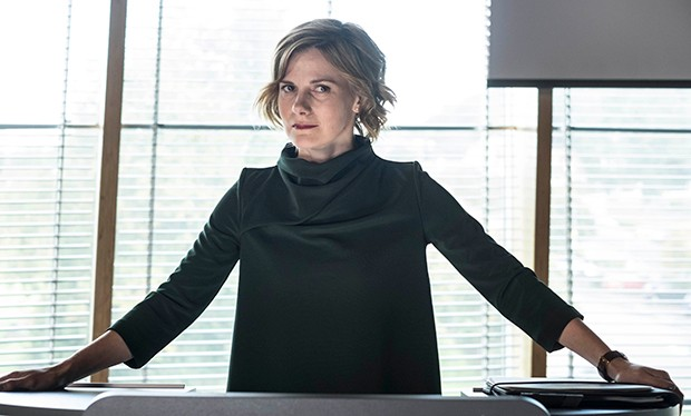 Louise Brealey in BBC3's Clique