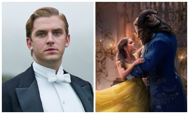 Beauty And The Beast Interview Dan Stevens Reveals How He Transformed Into The Beast Radio Times