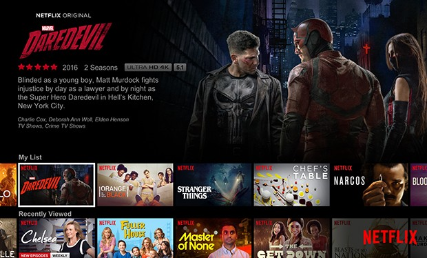 Can Netflix predict where you live based on your favourite
