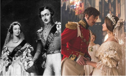 Victoria & Albert: The Royal Wedding - what time is it on ...
