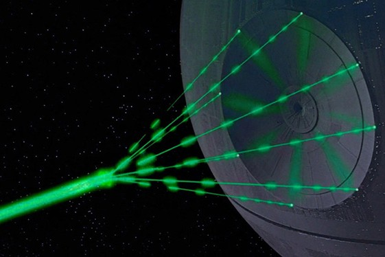 The Death Star Is Just A Massive Lightsaber Theorises Star Wars