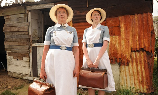 Call the Midwife - What is a phantom pregnancy? BBC1, BBC