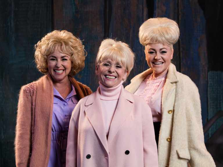 Babs Bbc Cast Who Plays The Younger Versions Of Barbara Windsor Radio Times