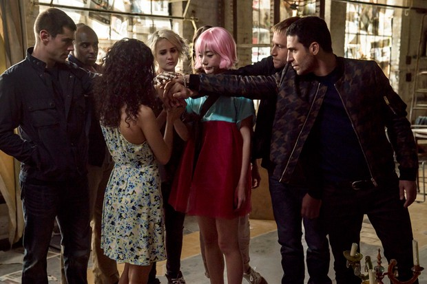 Sense8 season 2 cast   Who's who in Netflix's sci-fi series? Jamie