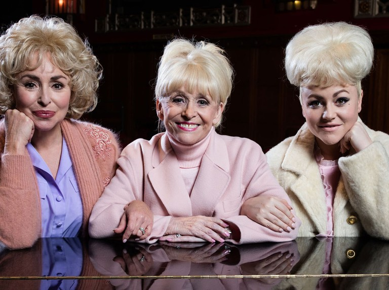 Jaime Winstone And Samantha Spiro On Playing Barbara Windsor In Babs Radio Times